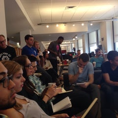 Photo taken at Crowdtap HQ by Becca M. on 10/3/2013