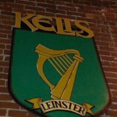 Photo taken at Kells Irish Restaurant & Pub by Jessica L. on 12/2/2012