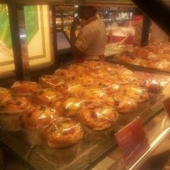 Photo taken at Holland Bakery Kp. Melayu by antonius y. on 6/26/2013