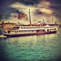 Photo taken at Kadıköy by Burçin D. on 10/16/2013
