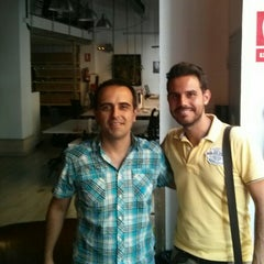 Photo taken at Cocorocó Coworking by Sergio D. on 8/20/2014