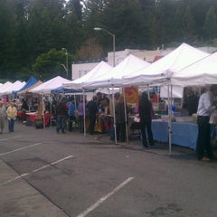 Photo taken at Montclair Farmers Market by Jonathan F. on 4/7/2013
