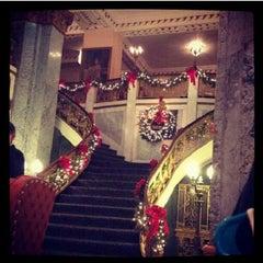 Photo taken at The Seelbach Hilton Louisville by Cheryl F. on 12/2/2012
