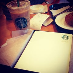 Photo taken at Starbucks Coffee by Justin C. on 11/11/2012
