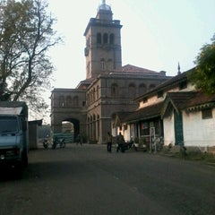 Photo taken at Savitribai Phule Pune University by Joshua P. on 2/20/2013