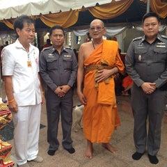 Photo taken at วัดหลวงพ่อโอภาสี (สวนอาศรมบางมด) by ❦☀☤MÃÃM⚤⚔☕ on 2/19/2015