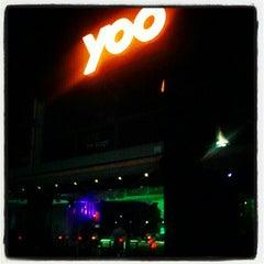 Photo taken at Yoo by Michalis C. on 9/21/2012