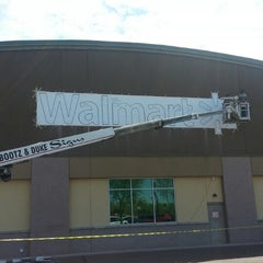 Photo taken at Walmart Supercenter by Richard C. on 7/10/2014