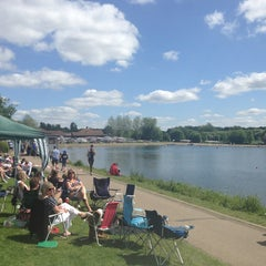 Photo taken at Peterborough City Rowing Club by Colin B. on 6/2/2013