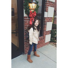 Photo taken at covenant christian school by Kate P. on 12/19/2014