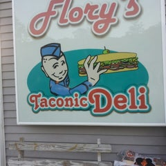 Photo taken at Flory's Convenience & Deli by Geoffrey S. on 6/23/2013