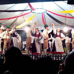 Photo taken at Deutsches Fest - Festa Alemã do Borboleta by Jefferson C. on 9/8/2013