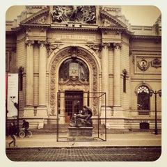 Photo taken at Museo Nacional de Bellas Artes by Francisco E. on 4/26/2013