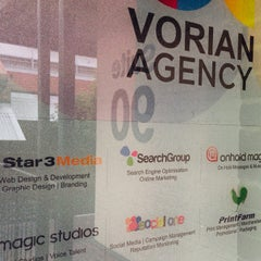 Photo taken at Vorian Agency by Matt L. on 8/19/2015