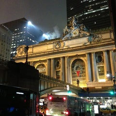 Photo taken at 125 Park Avenue by Evgeny ❌. on 12/25/2012
