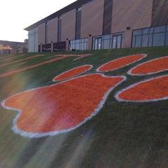 Photo taken at Gordon Field House & SLC by Ken H. on 10/18/2012