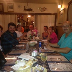 Photo taken at Red Snapper Inn by Patsy T. on 7/19/2013