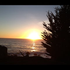 Photo taken at 17 Mile Drive by Mariana B. on 12/8/2012