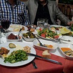 Photo taken at Meydan Balık Restaurant by Yusuf A. on 11/19/2012