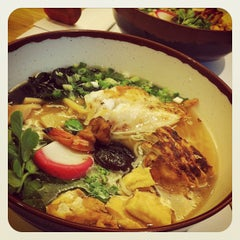 Photo taken at Wagamama by Yves P. on 3/1/2013