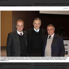 Photo taken at Ordem dos Advogados do Brasil (OAB/PR) by Naideron F. on 9/5/2014