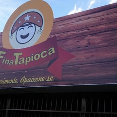 Photo taken at Fina Tapioca by Wederson Carlos F. on 4/25/2013