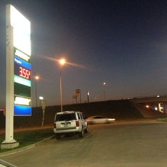 Photo taken at Exxon by Charles L. on 6/1/2014