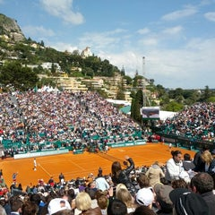 Photo taken at Monte-Carlo Country Club by Marco P. on 4/21/2013