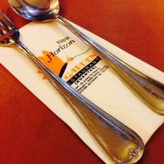 Photo taken at New Horizon Garden Restaurant by Aina R. on 7/4/2015