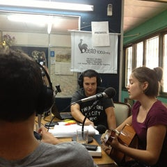 Photo taken at FM Oeste 106.9 by Leandro Z. on 12/28/2012