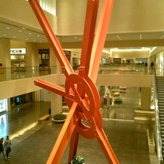 Photo taken at NorthPark Center by Serkan A. on 12/19/2012