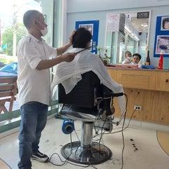 Photo taken at ร้านตัดผมชายเสน่ห์กร2 by Anchisa S. on 11/18/2015