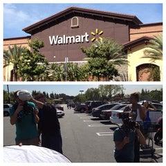 Photo taken at Walmart Supercenter by Jake L. on 5/3/2013