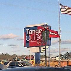 Photo taken at Tanger Outlet Center | Bayside by Cesar, Jr. C. on 12/30/2012