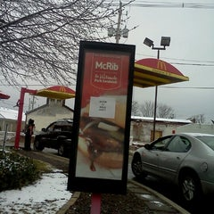 Photo taken at McDonald's by Kate S. on 2/3/2013