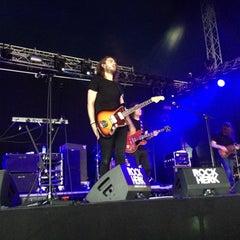 Photo taken at Rock Herk by Pacquita B. on 7/19/2014