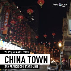 Photo taken at Chinatown by Tto B. on 4/23/2013