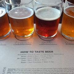 Photo taken at Goose Island Brewery by Gary H. on 5/21/2013