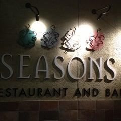 Photo taken at Seasons Restaurant by Susan L. on 5/30/2013