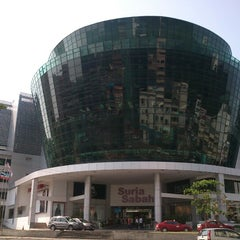 Photo taken at Suria Sabah Shopping Mall by Hä®®is M. on 9/29/2012