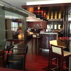 Photo taken at ICON Bar & Lounge by Omar B. on 7/31/2013
