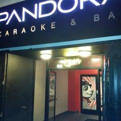 Photo taken at Pandora Karaoke & Bar by George K. on 12/29/2014