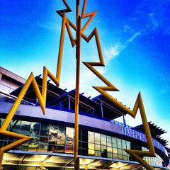 Photo taken at Amalie Arena by sarah kaye h. on 2/21/2013