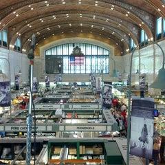 Photo taken at West Side Market by Lizzie C. on 5/18/2013