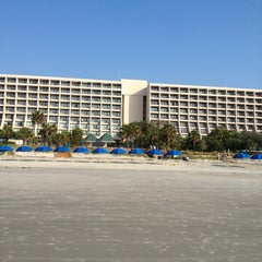 Photo taken at Hilton Head Marriott Resort & Spa by Tammy L. on 6/15/2013