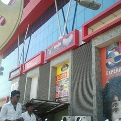 Photo taken at Big Cinema by Ashvin S. on 11/14/2012