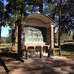 Photo taken at Historic Jamestowne by Don M. on 10/10/2012