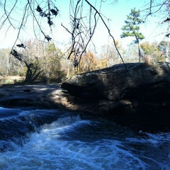 Photo taken at Raven Rock State Park by Chris W. on 11/10/2012