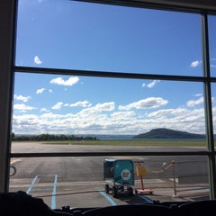 Photo taken at Rotorua International Airport (ROT) by Hamish M. on 11/10/2015