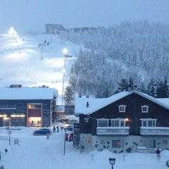 Photo taken at Levi Ski Resort by Just M. on 12/30/2012